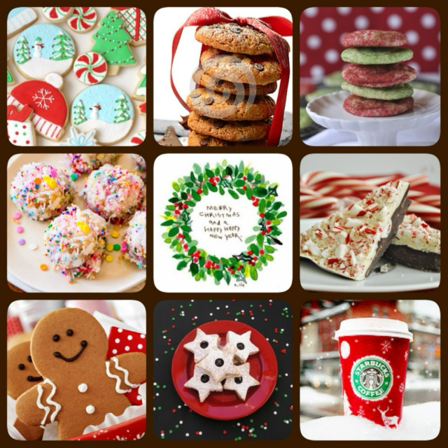 The Christmas Cookies Mix