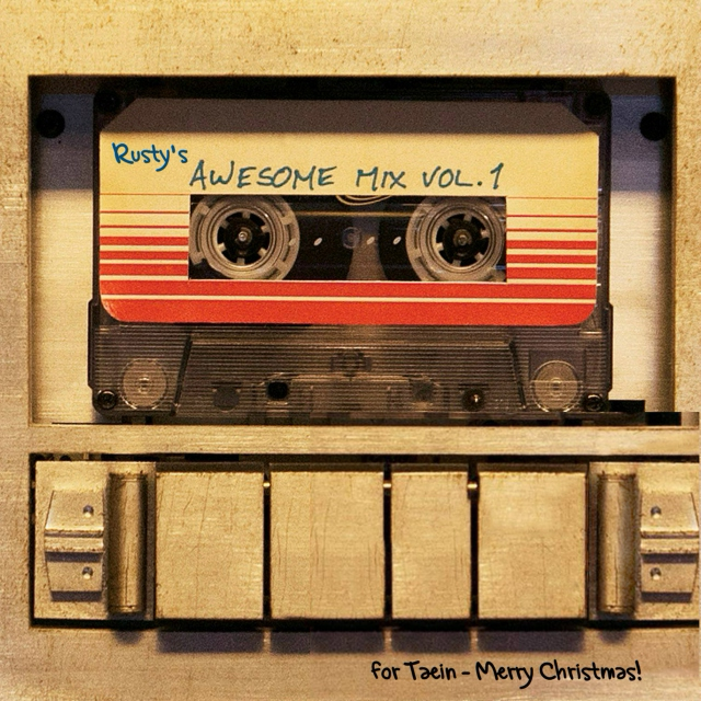 Rusty's Mixtape Vol. 1 - For Taein