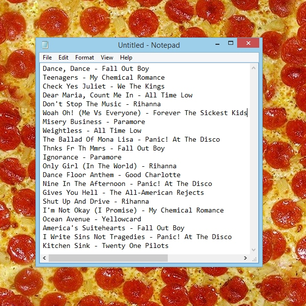 The golden age of pop punk