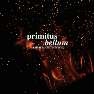 primitus bellum: the first war