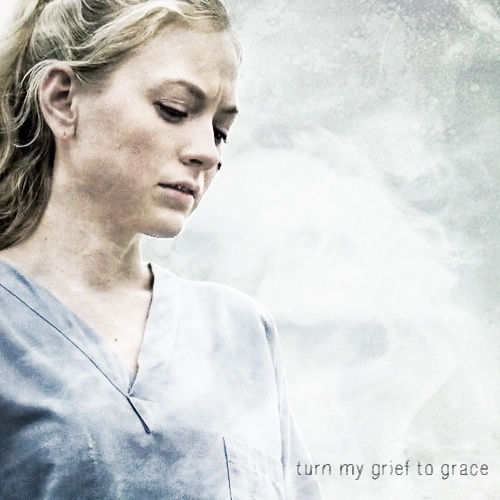 turn my grief to grace