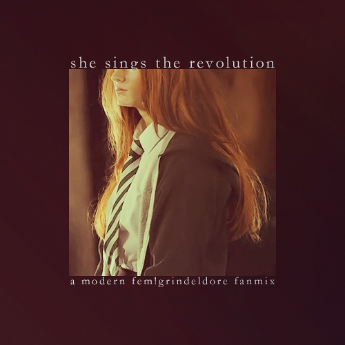 she sings the revolution