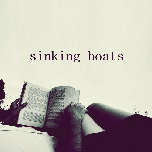 sinking boats