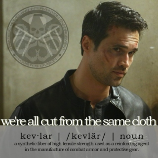 Black Kevlar: A Grant Ward Inspired Fanmix