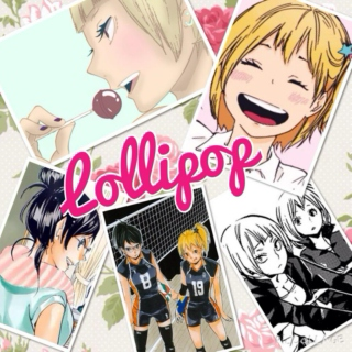 ✿ Lollipop ✿