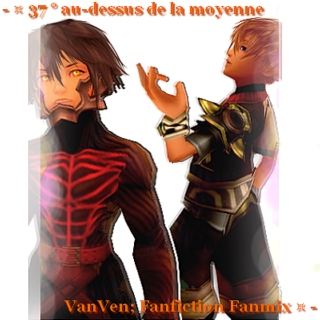 Over 37°Celcius Fever (VANITAS and VENTUS)