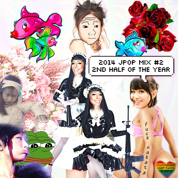2014 JPOP MIX #2: 2ND HALF OF THE YEAR