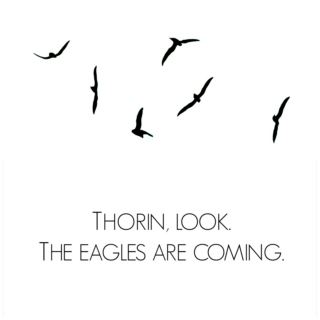 the eagles are coming