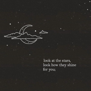the stars are in love with you