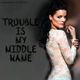 trouble is my middle name
