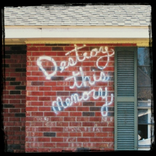 Destroy This Memory  | The soundtrack to 2014