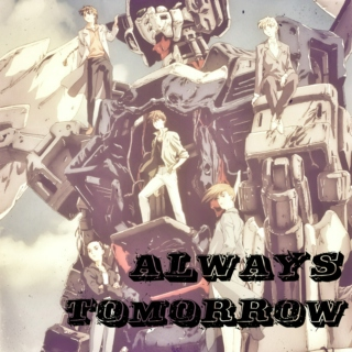 Volume 8: Always Tomorrow