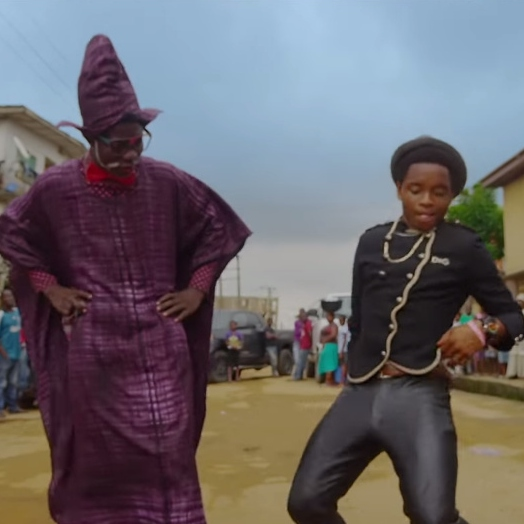 looking back on 2014 (AfroPop)