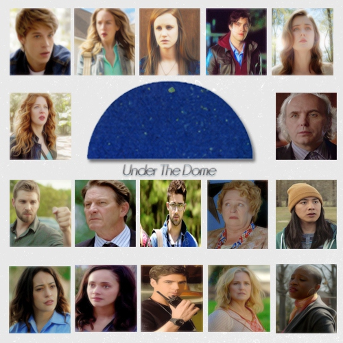 Under The Dome Soundtrack Seasons 1 & 2