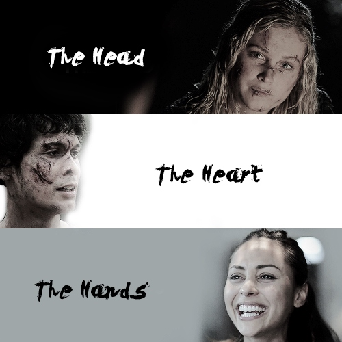 head, heart, hands.