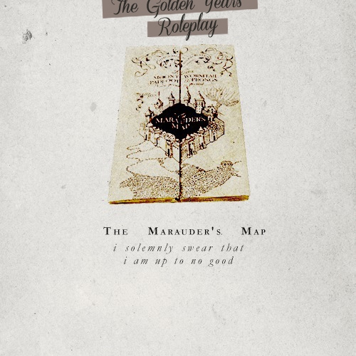 The Golden Years {The Marauders Era}