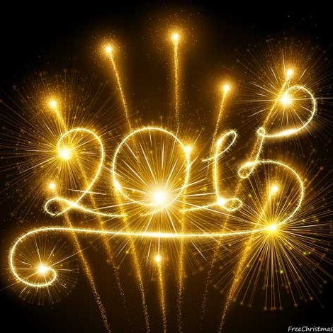 New Year's 2015