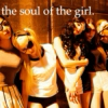 the soul of the girl.