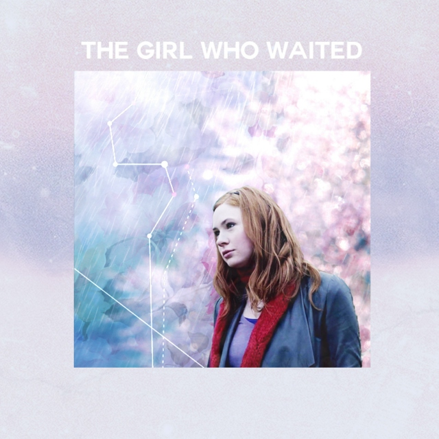 Amy Pond: The Girl Who Waited