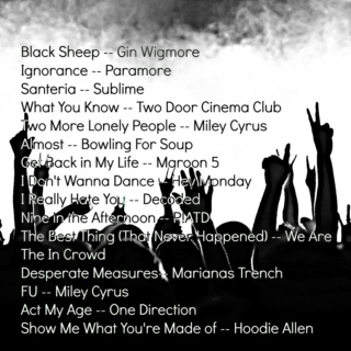 songs to rock out to