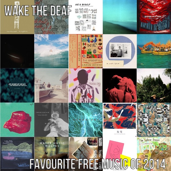 Favourite Free Music of 2014 (S-Z)