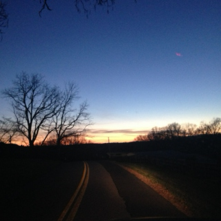country backroads