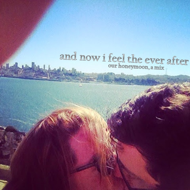 and now i feel the ever after