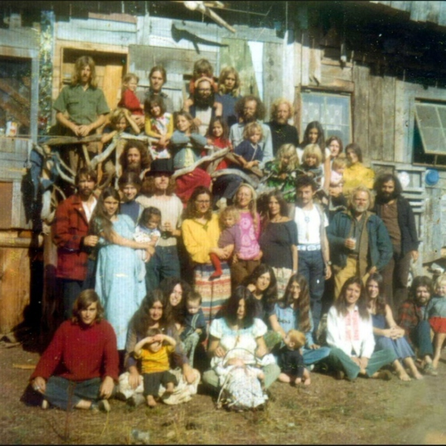 your summer at a hippie commune