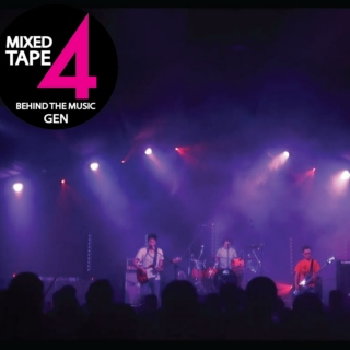 Mixed Tape #4 - Behind the Music with GEN