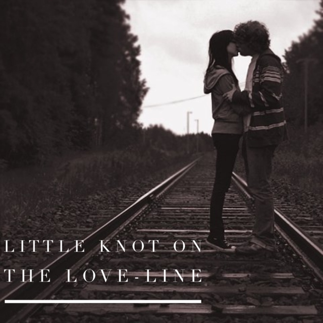 Little knot on the Love-line