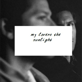 my lovers the sunlight ;