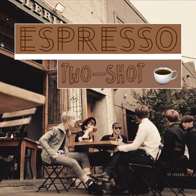 espresso; two-shot