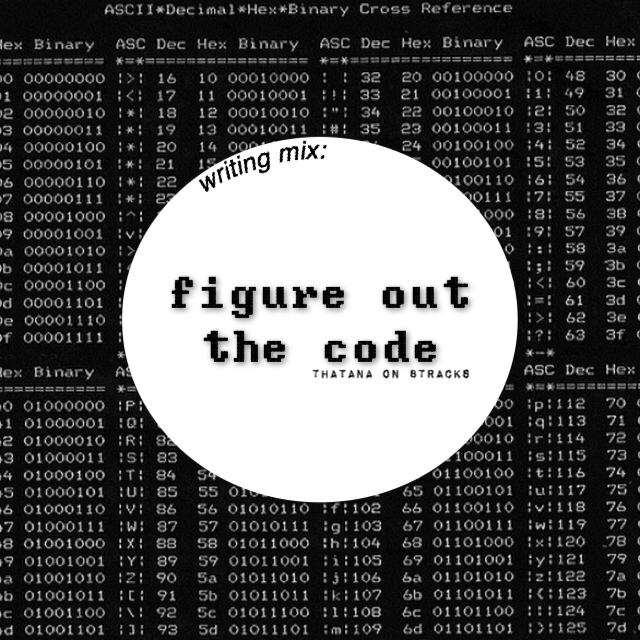 writing mix: figure out the code