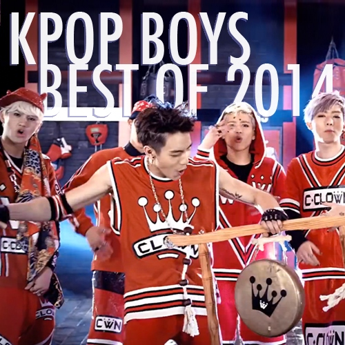 KPOP BOYS BEST OF 2014