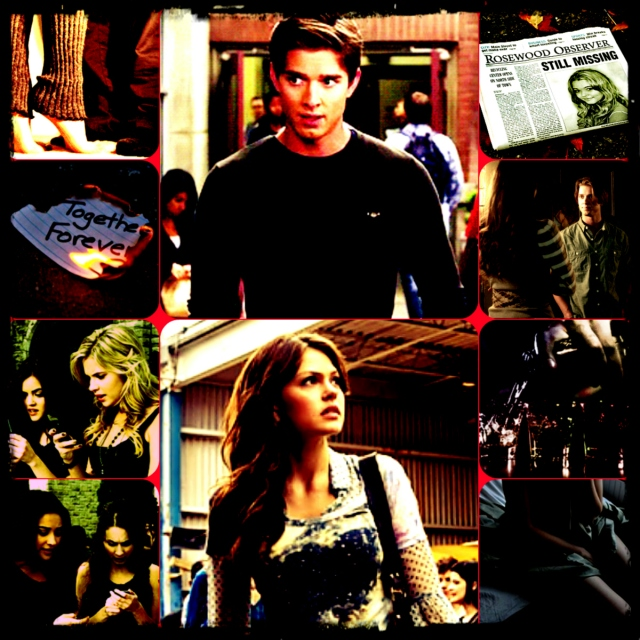 Whispers in the Dark (PLL- Jason/OC-fanfic mix)