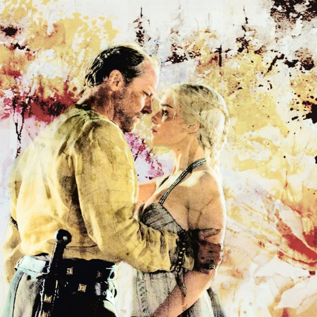 Stand by me - Jorah/Dany