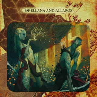 of ellana and allaros