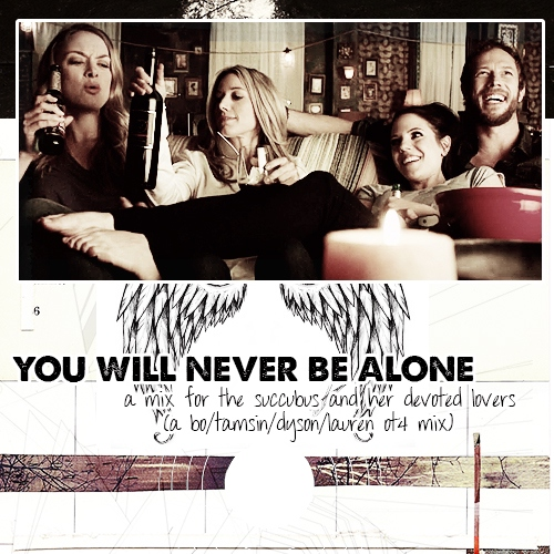 you will never be alone