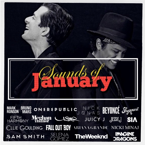 Sounds of January