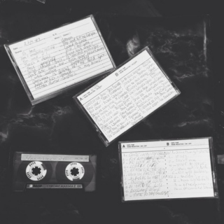 i made a mix-tape with all the songs that you hate ♥