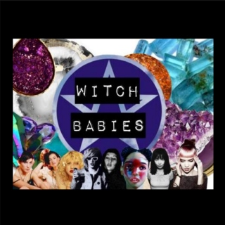 witch babies