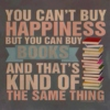 books = happiness