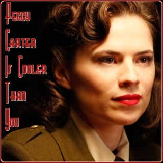 Peggy Carter is Cooler Than You