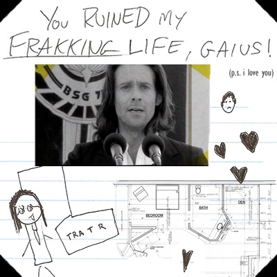 Gaeta/Baltar Breakup Mixtape