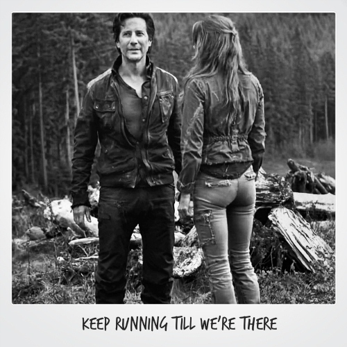 keep running till we're there