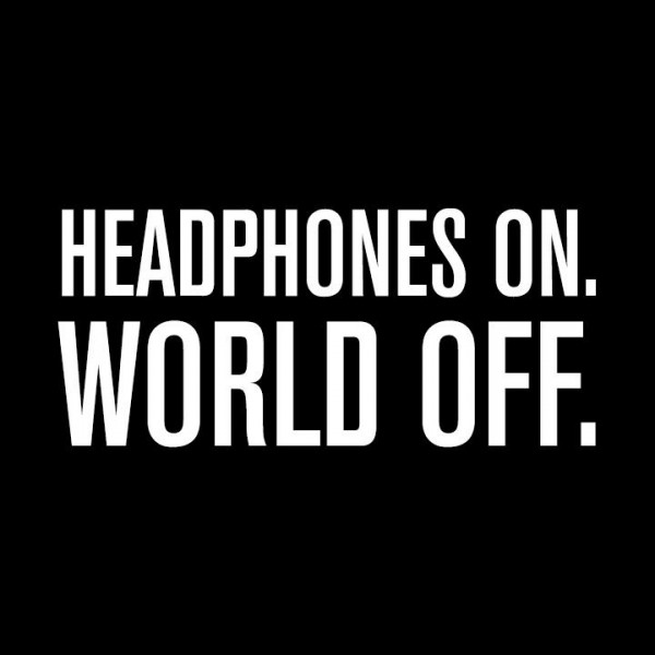 Headphones On!