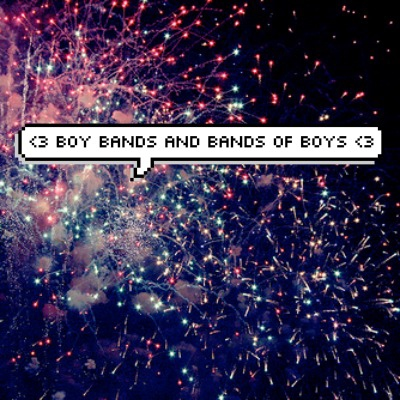 ♡ boy bands and bands of boys ♡