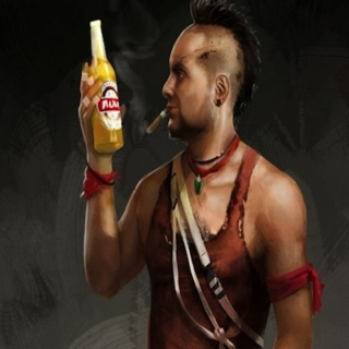 Vaas' party mix