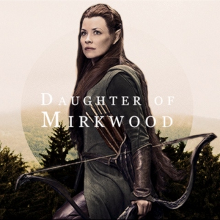 daughter of mirkwood