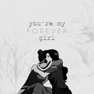 you're my forever girl